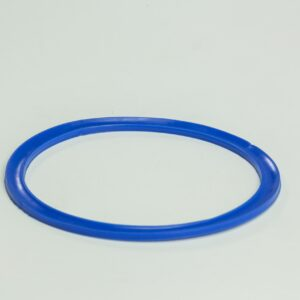 Sello de pvc azul para tapadera de Protecno Plus